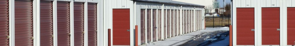 Storage Units Prices and Sizes