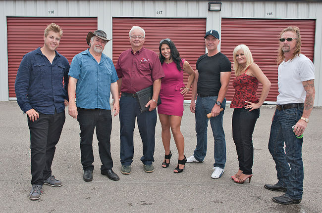 Storage Wars Canada and Fort Henry Self Storage